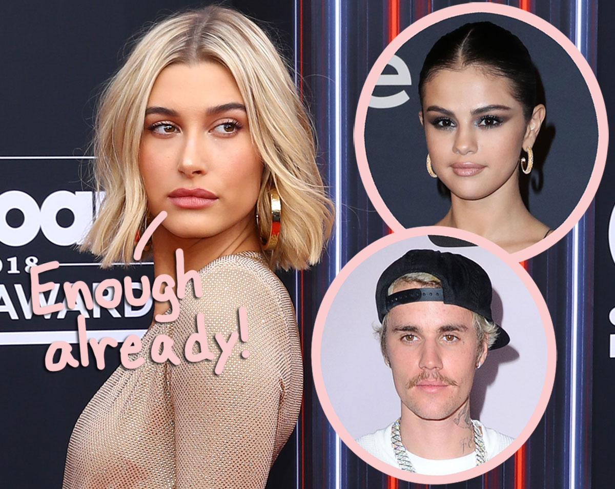 Hailey Bieber Hints Persistent Selena Gomez Comparisons Led Her To Quit Twitter!