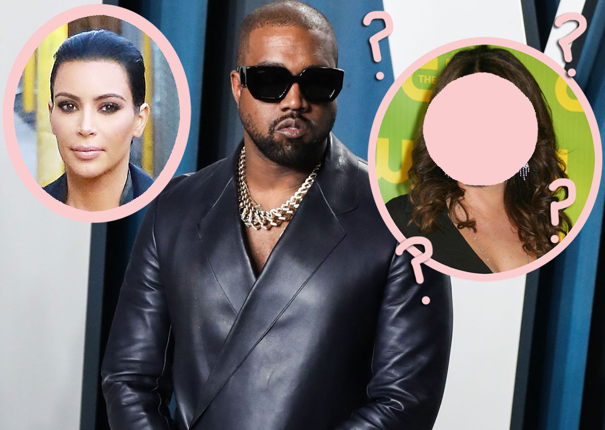 So THIS Is Who Kanye West Wants To Date After His Divorce From Kim Kardashian Is Finalized...