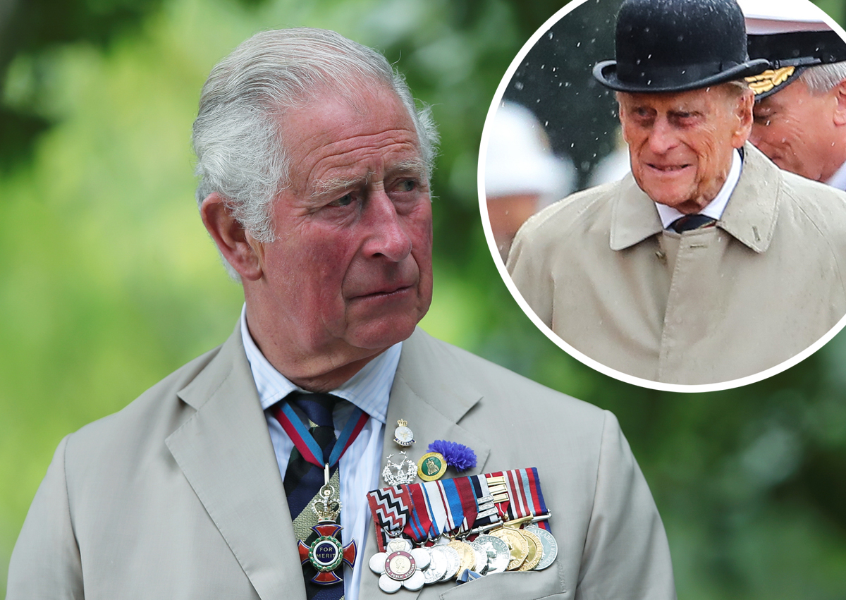 Prince Charles Honors 'Dear Papa' Prince Philip In An Emotional Tribute Video