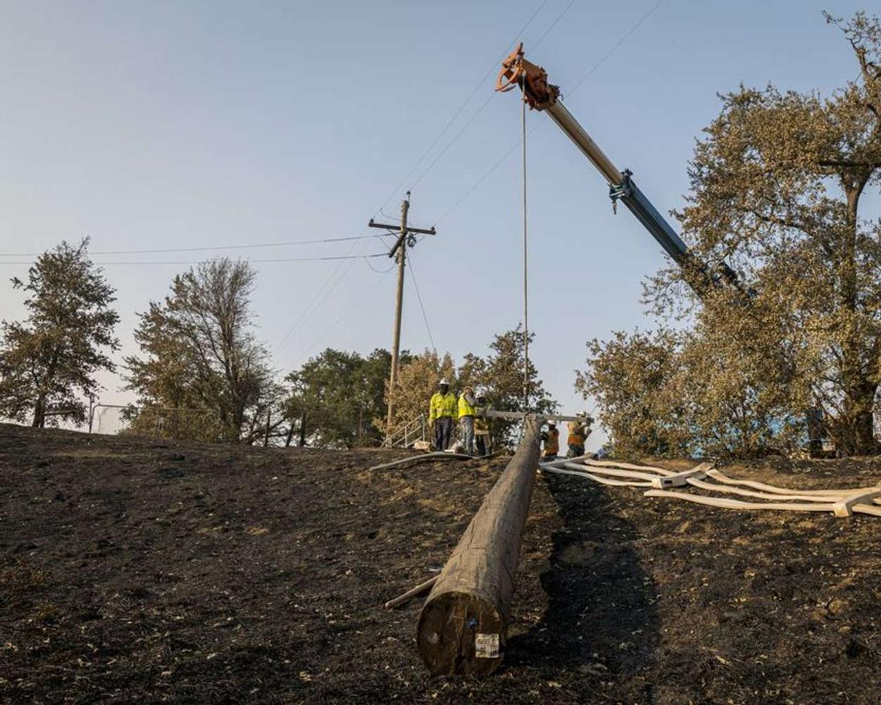 California has poured $ 536 million into fire protection amid drought crises