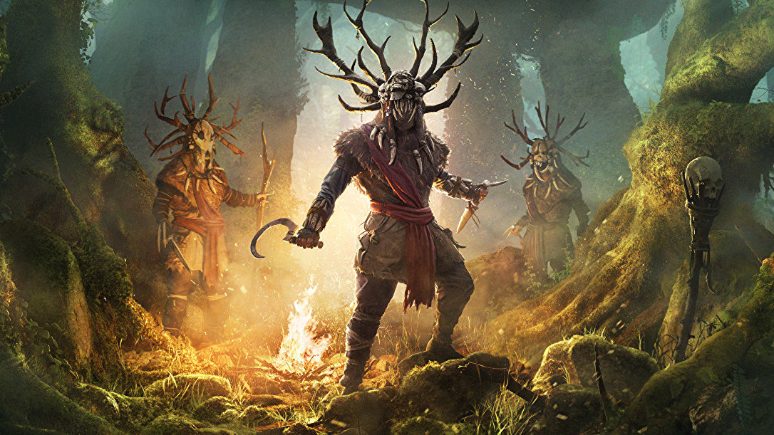 Assassin's Creed Valhalla delays its Druids expansion