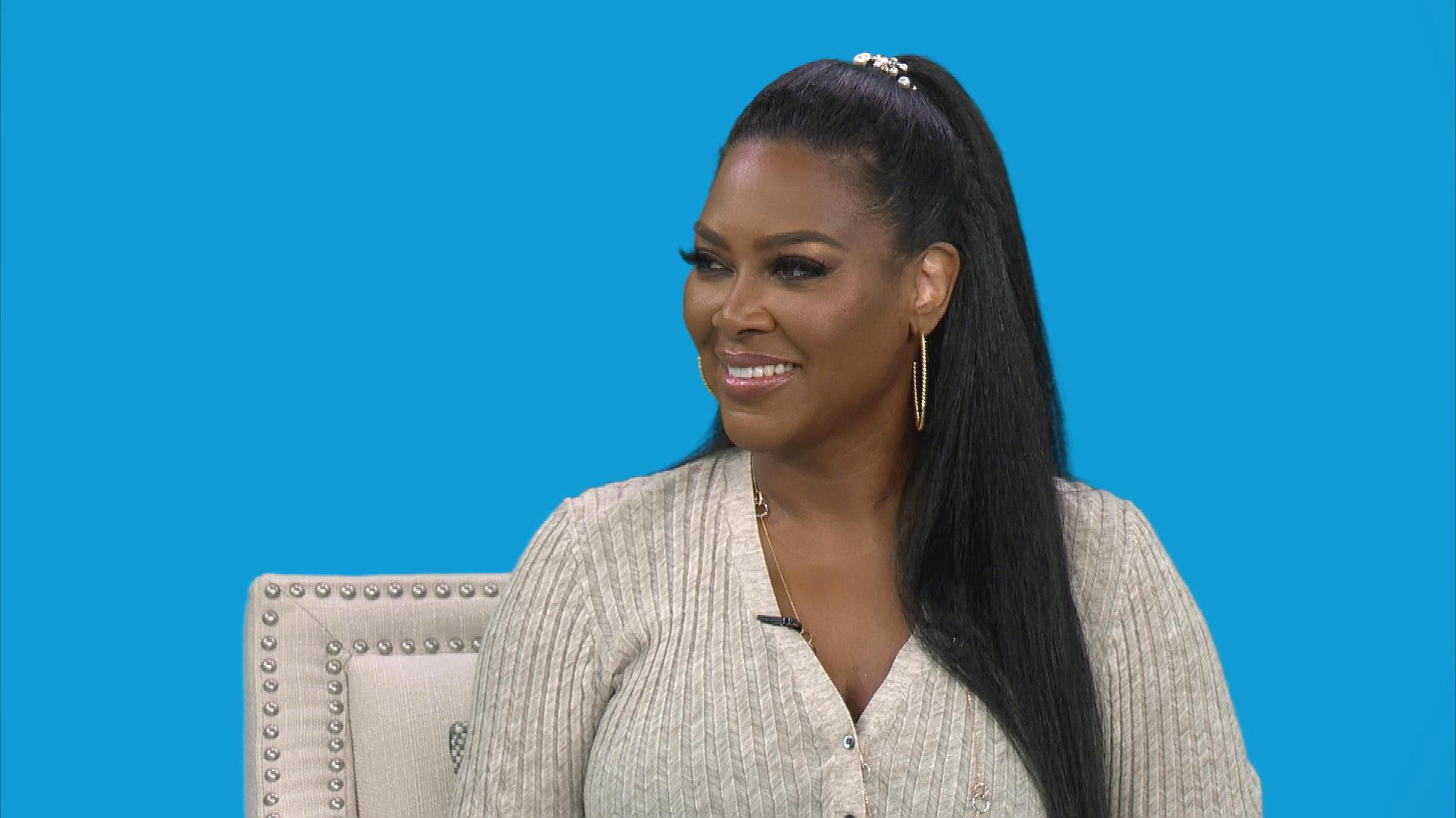 Kenya Moore's Girl, Brooklyn Daly Is A Child Prodigy – Check Out Her latest Photos