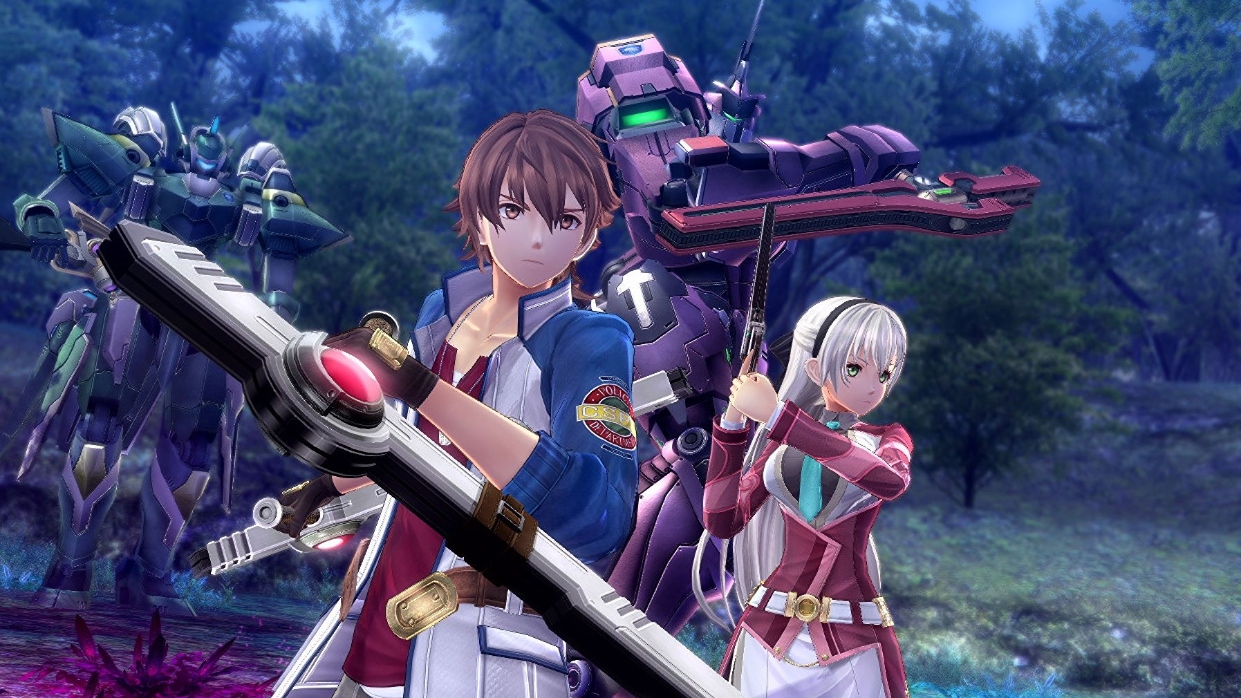 The Legend Of Heroes: Trails Of Cold Steel IV is out now on PC