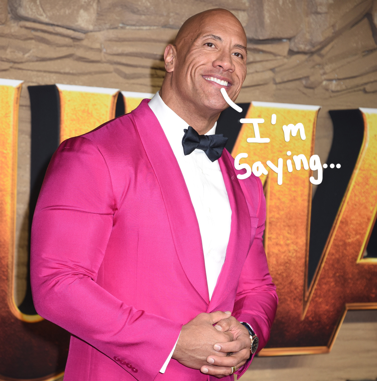 Wait, Is Dwayne Johnson Seriously Considering A Presidential Run?!