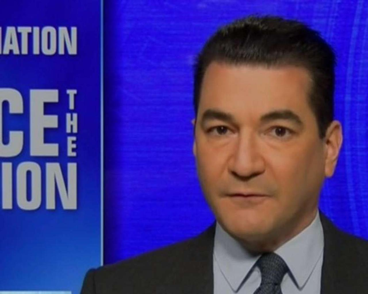 "Scott Gottlieb discusses coronavirus in ""Face the Nation,"" April 4, 2021"