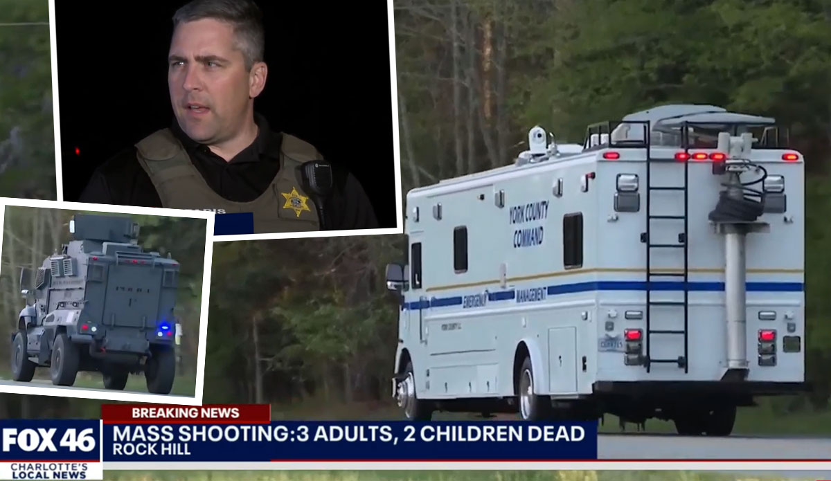 Former NFL Player Phillip Adams Kills Six -- Including A Prominent Doctor And Two Children -- In Horrific Murder-Suicide