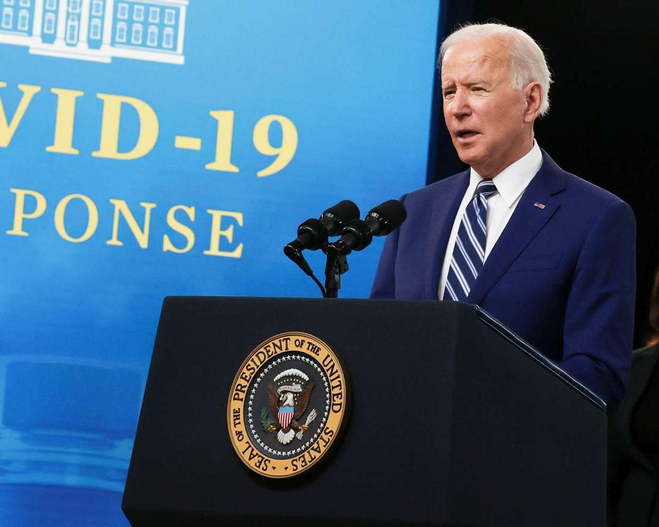 Biden's plan to raise the corporate tax rate has been met with skepticism by some Democrats.