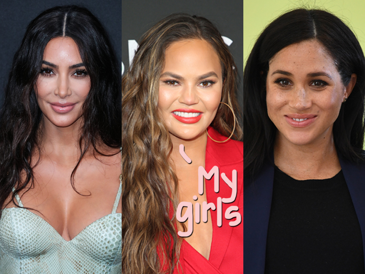 Chrissy Teigen Says Meghan Markle Reached Out After Her Pregnancy Loss — Plus, An Update On Kim Kardashian's Divorce