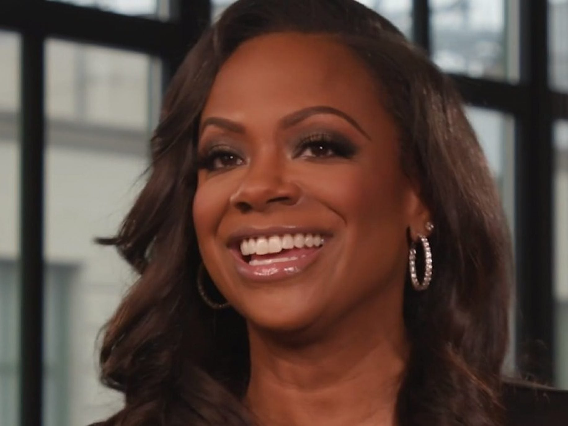 Kandi Burruss Addresses Secrets For Healthy Hair – Check Out This Video