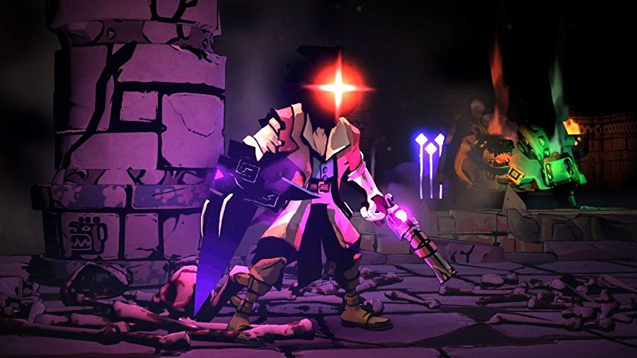 Curse Of The Dead Gods adds Dead Cells-themed dangers in crossover update