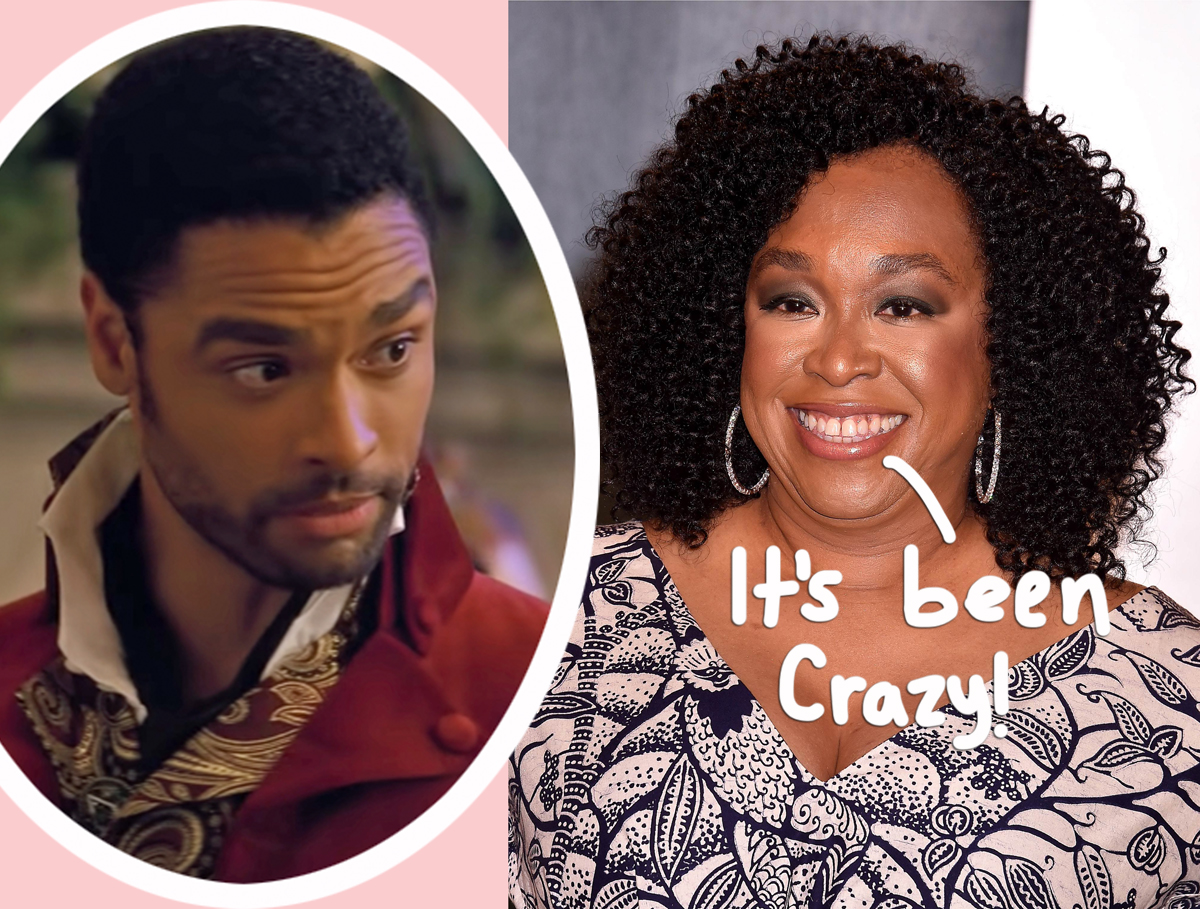 Shonda Rhimes 'Was Really Shocked' By Fans' Reaction To Regé-Jean Page's Bridgerton Exit: 'We Didn't Even Kill Him!'