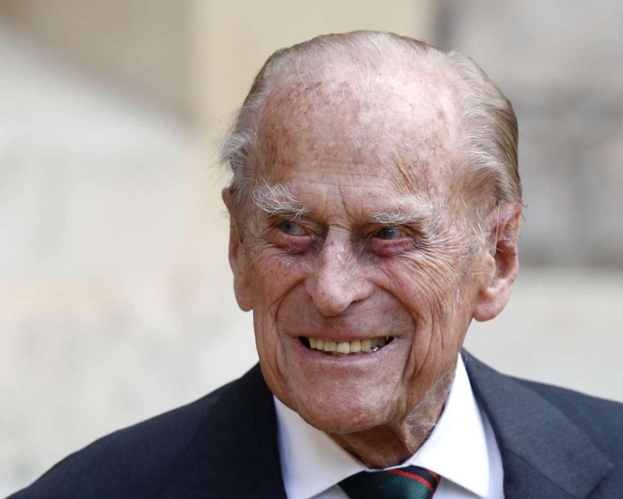 As Prince Philip dies at the age of 99, donations are sent by Queen Elizabeth II's husband