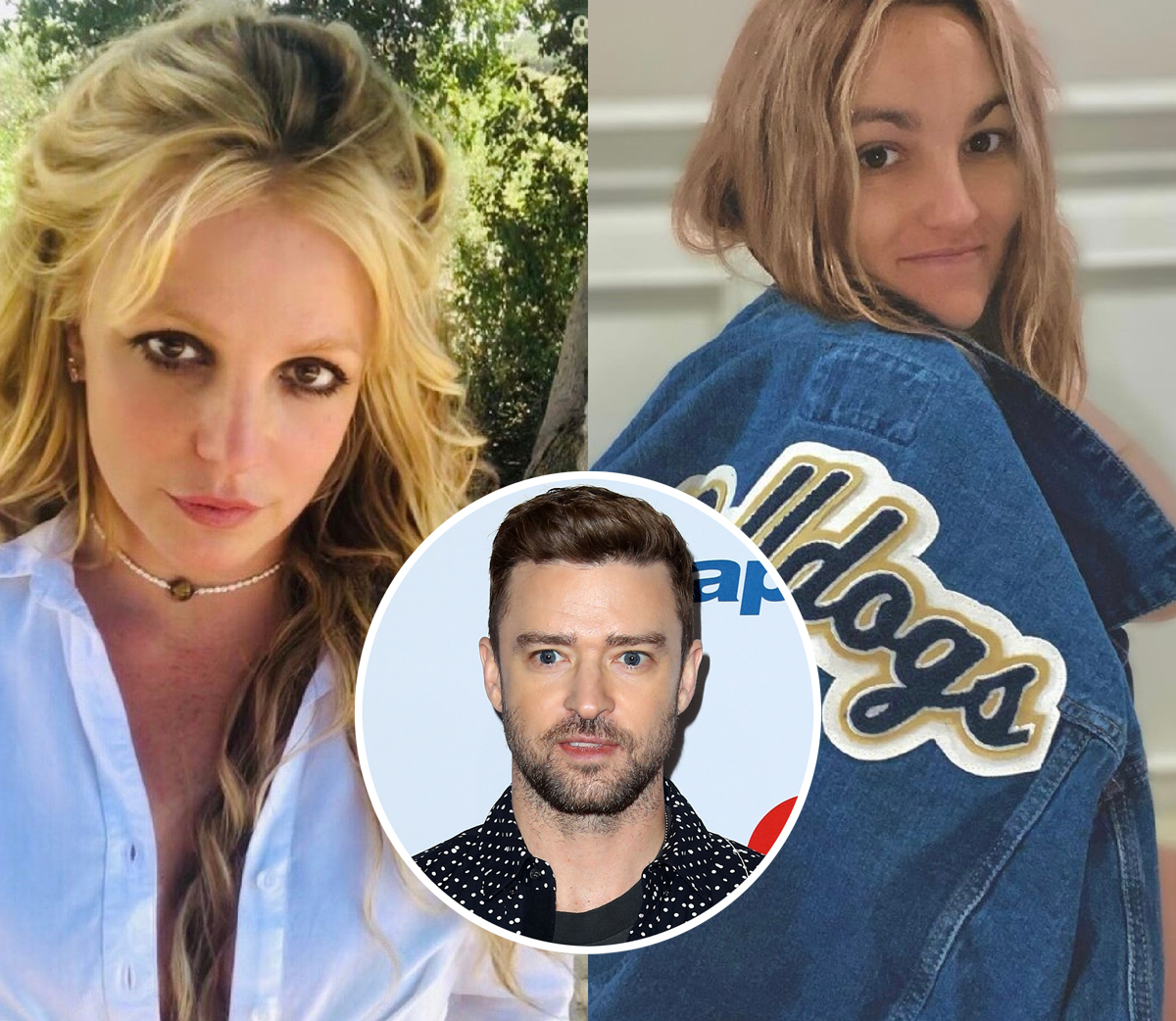 Britney Spears Honors Jamie Lynn's 30th Birthday With A Throwback Pic Of Justin Timberlake!