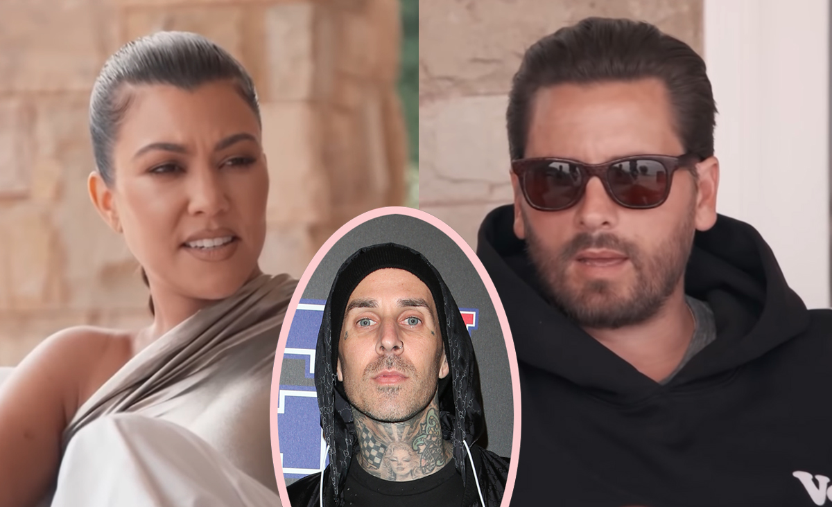 Did Scott Disick Lose Kourtney Kardashian AGAIN By Being Too Jealous & Controlling?!