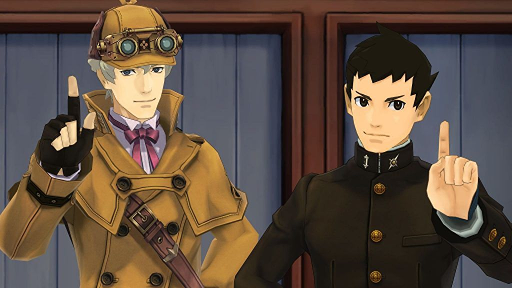 The Great Ace Attorney Chronicles launches on PC in July