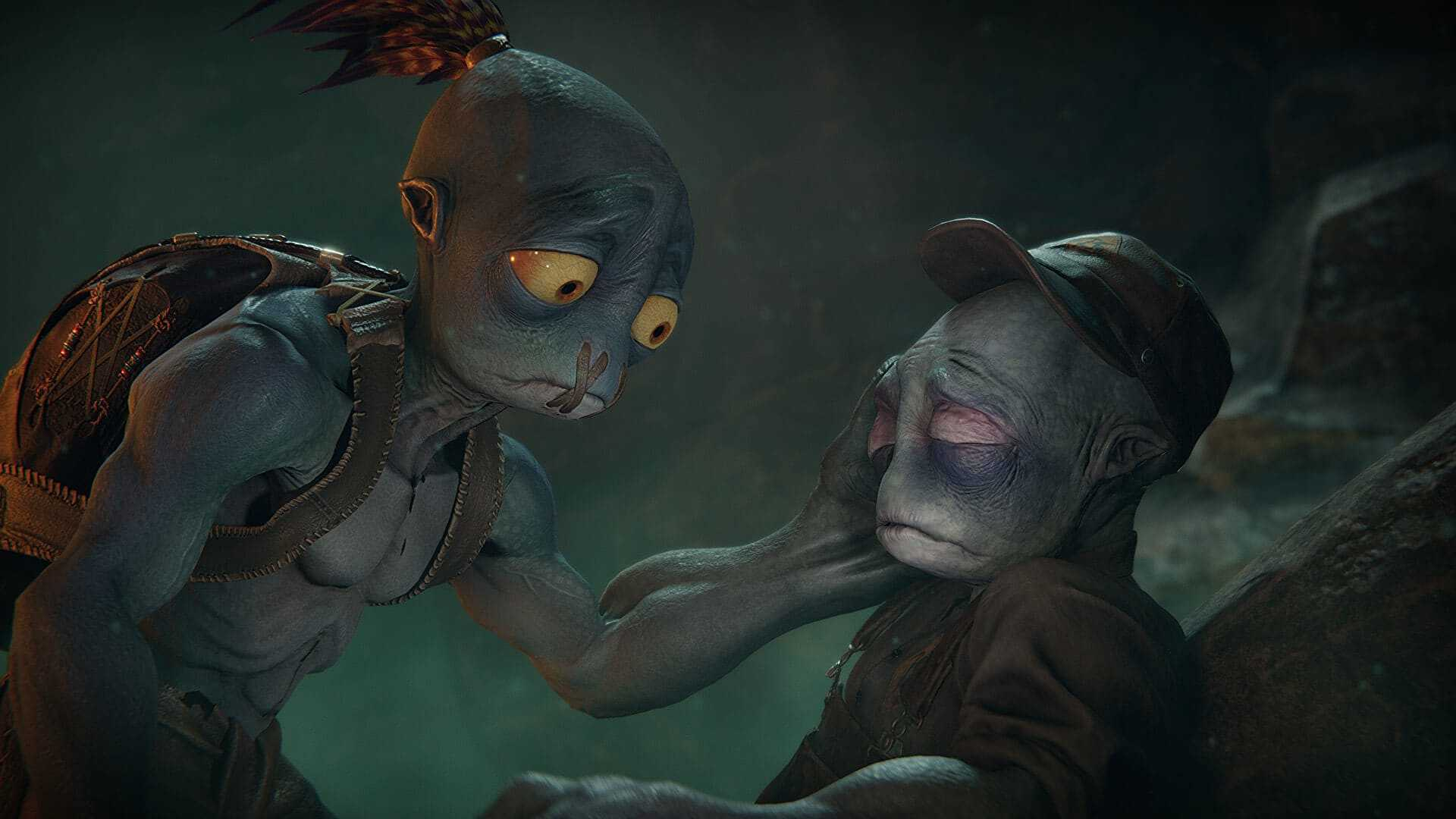 Oddworld: Soulstorm is out now