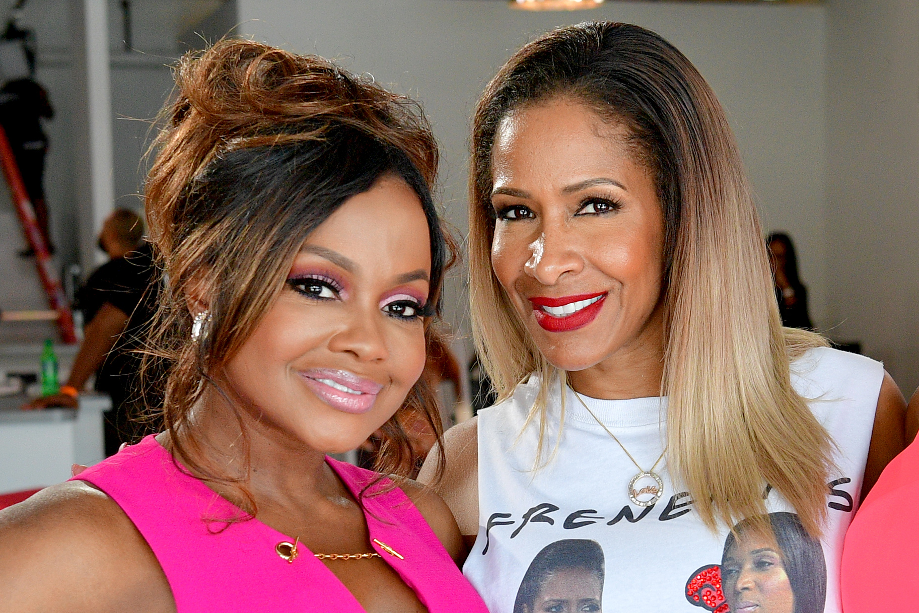 RHOA Headed For Cast Shakeup — All Eyes On Phaedra Parks And Sheree Whitfield