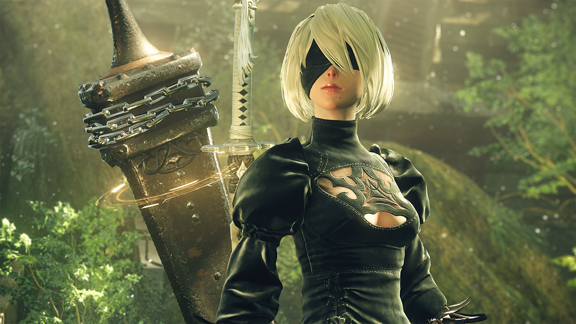 Nier: Automata is finally getting a patch on Steam