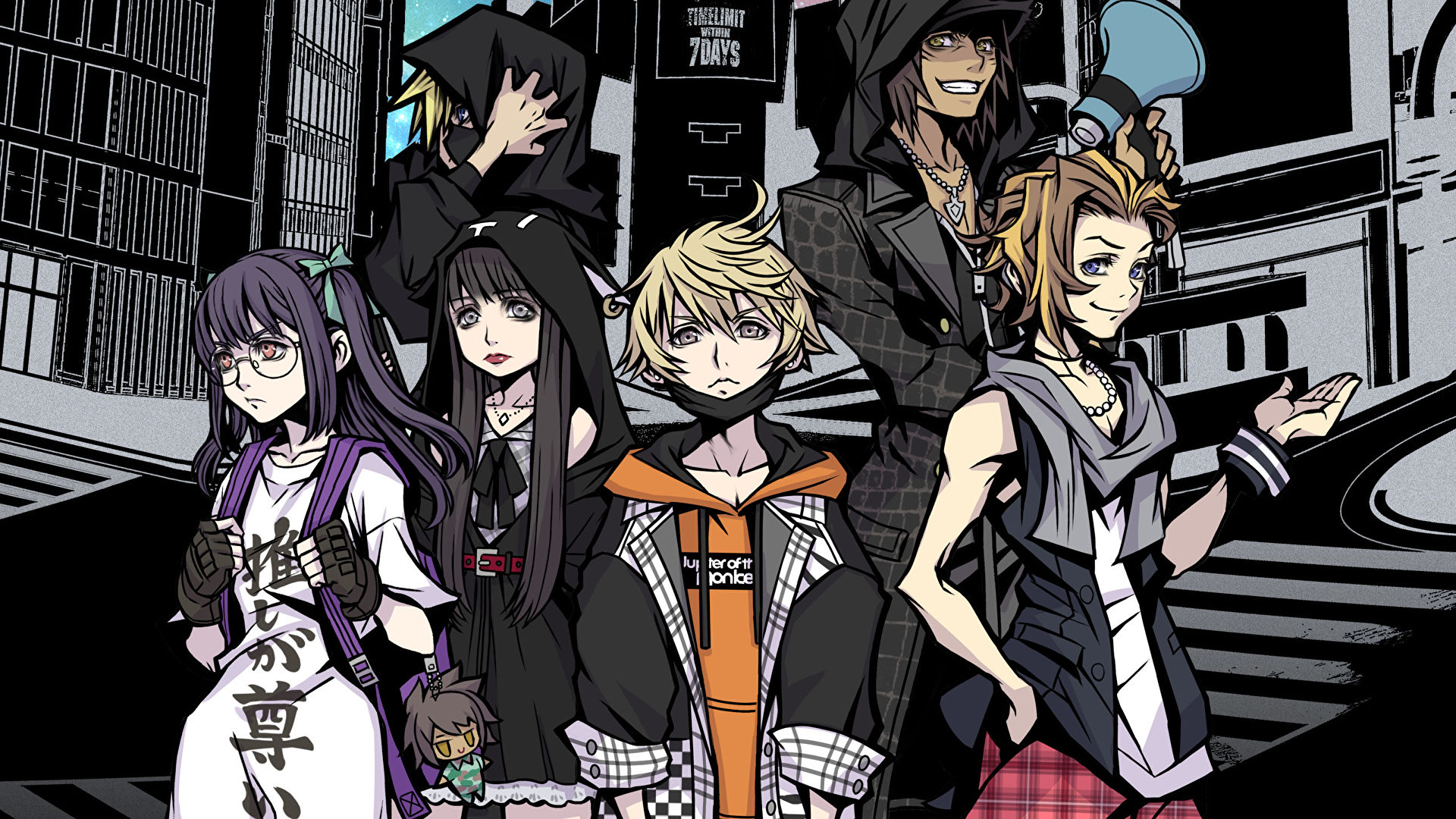 Neo: The World Ends With You is coming to PC too