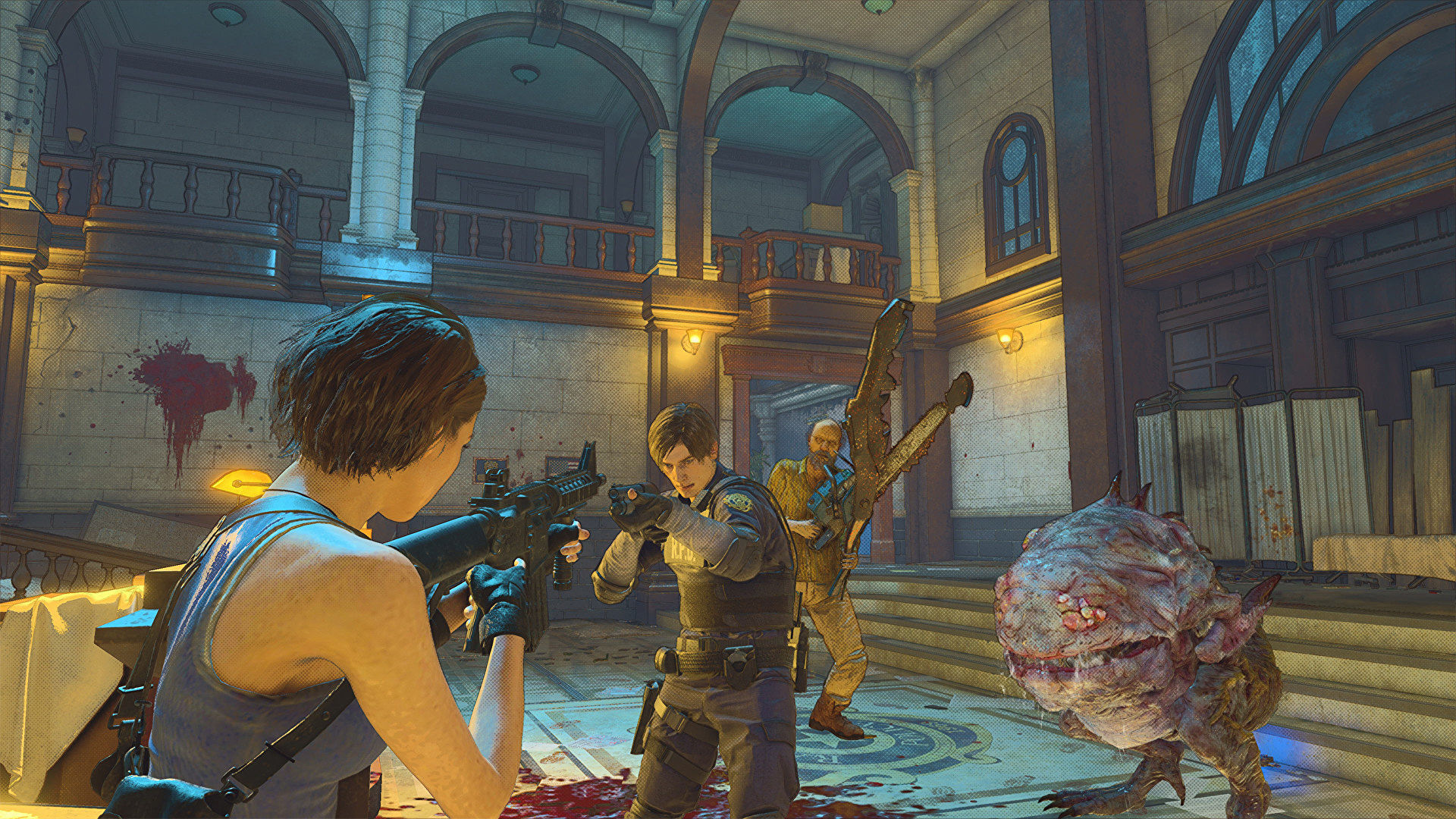 Resident Evil Village's multiplayer open beta starts overnight, and you can preload now