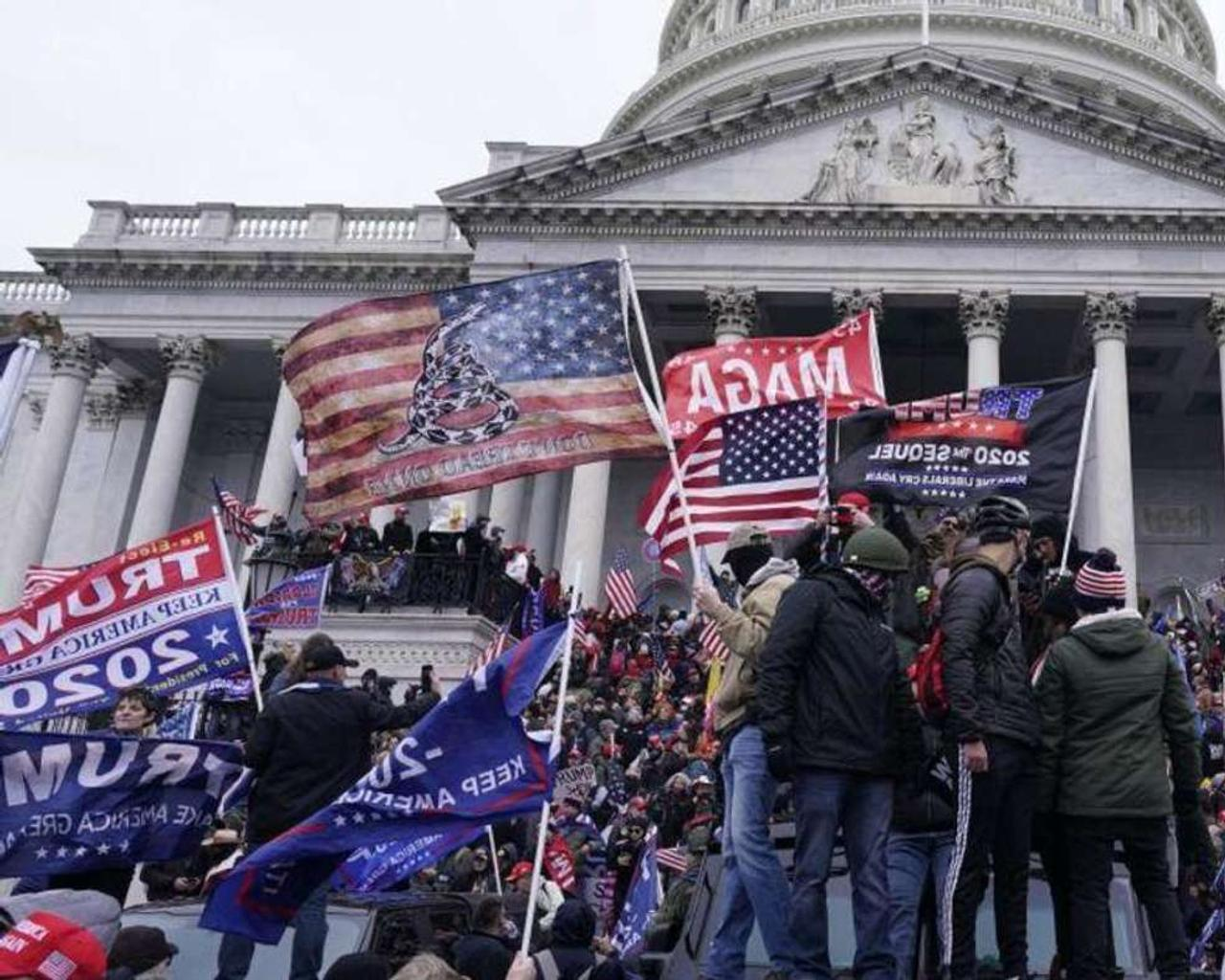 """What we do know about the """"unprecedented"""" arrests at the Capitol"""