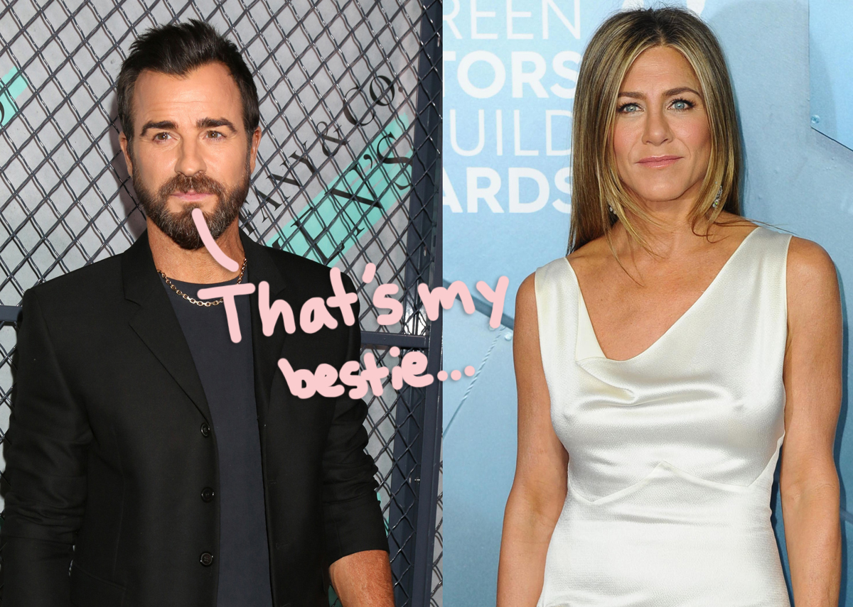 Justin Theroux Squashes Rumor About His Breakup With Jennifer Aniston -- Three Years Later