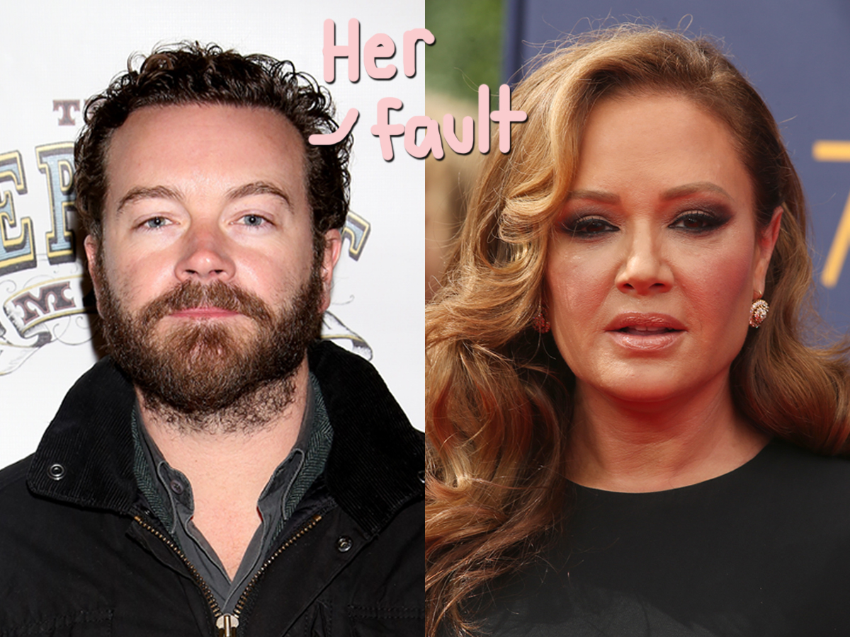 Danny Masterson Tries To Delay Rape Trial… And Blames Leah Remini For It!