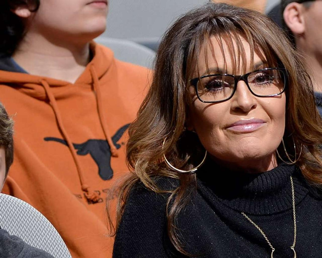 Sarah Palin urges the use of the mask after disclosing the diagnosis of Covid-19
