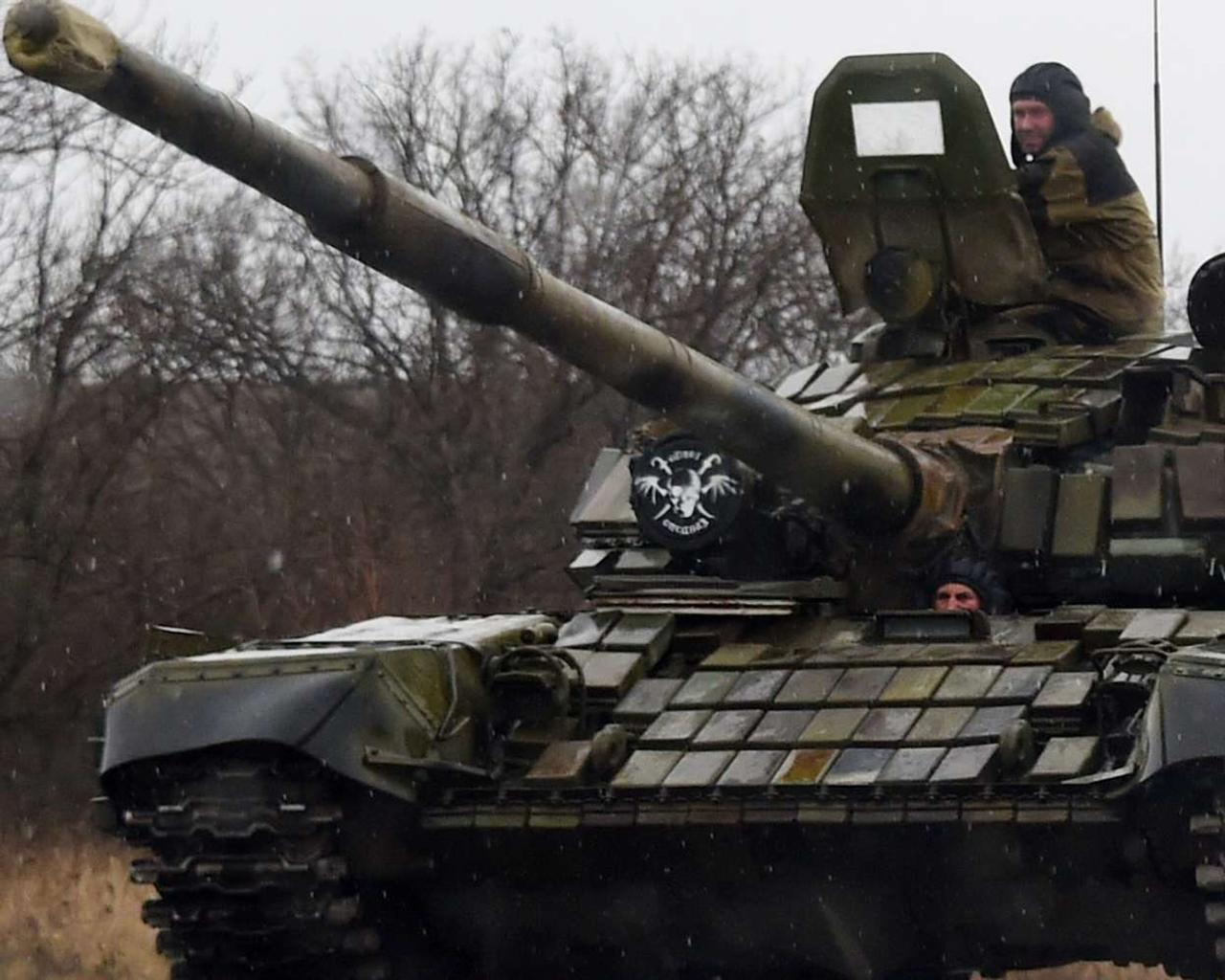 Ukraine conflict: Moscow could 'defend' Russia-backed rebels