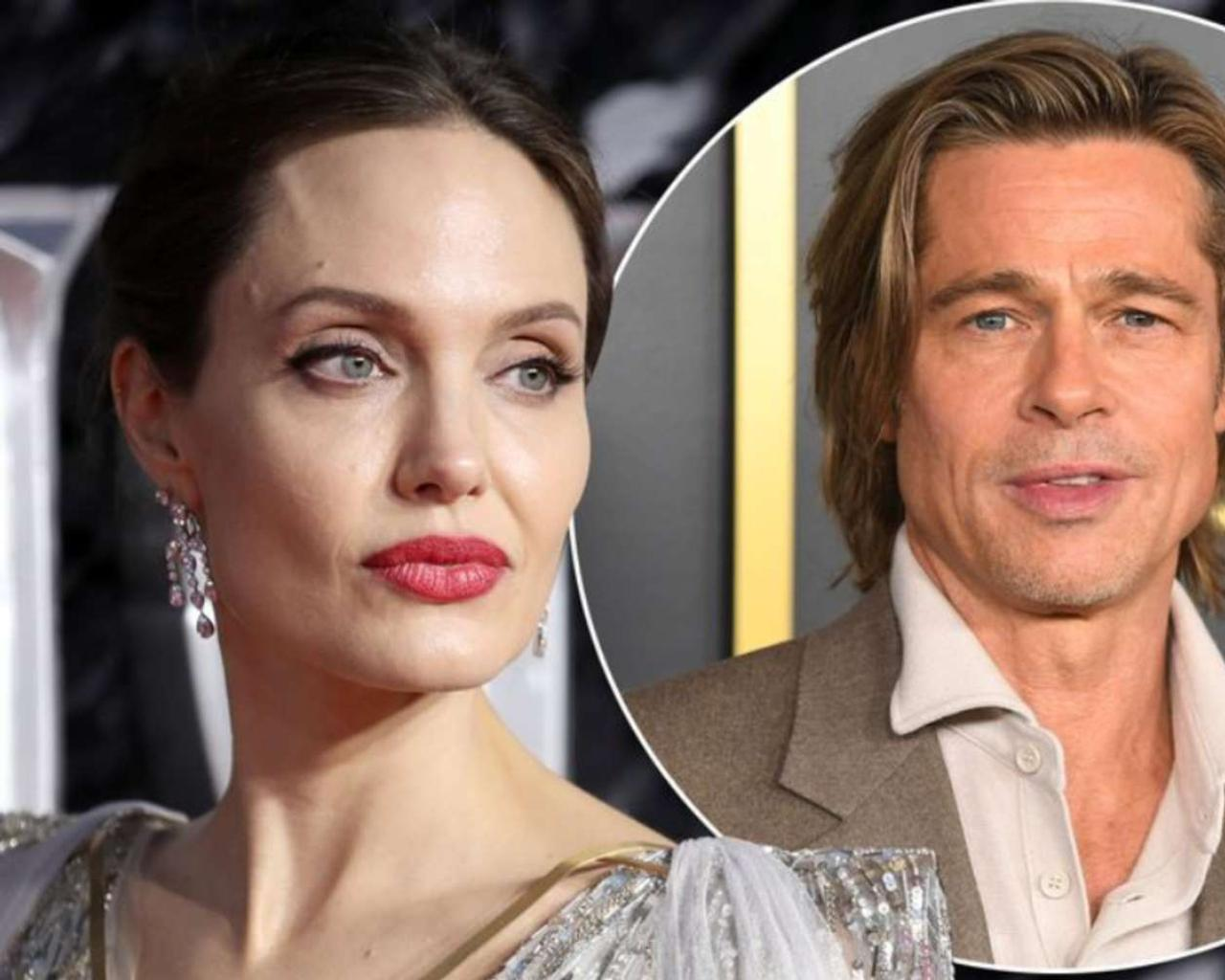 """Angelina Jolie's dream was destroyed by her divorce from Brad Pitt: """"He didn't let me do it."""