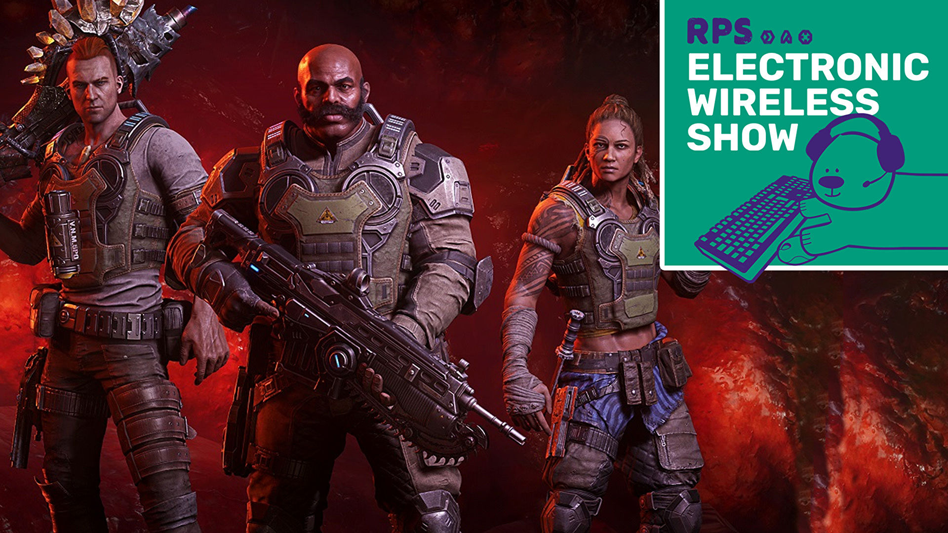 EWS podcast episode 135: the best co-op games