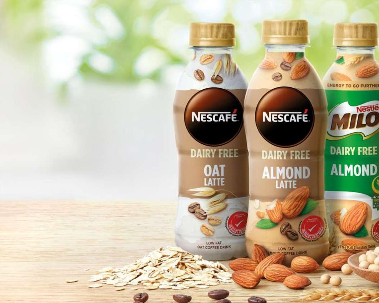 Milk-free Milo and meatless 'pork': Nestlé and other brands bet big on plant-based food in Asia