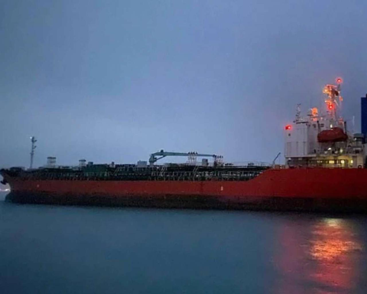 Iran released a South Korean oil tanker seized in January.