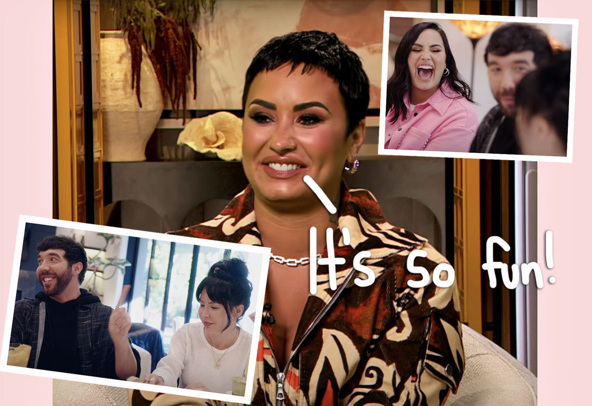 Demi Lovato Wants To Normalize Living With Your Best Friend As An Adult!
