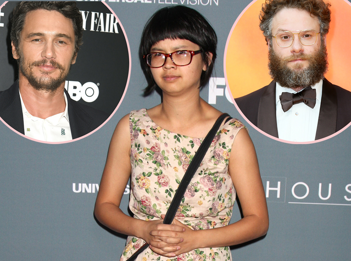 Charlyne Yi Opens Up About Working On The Disaster Artist, Calls James Franco A 'Sexual Predator' & Seth Rogen An 'Enabler'