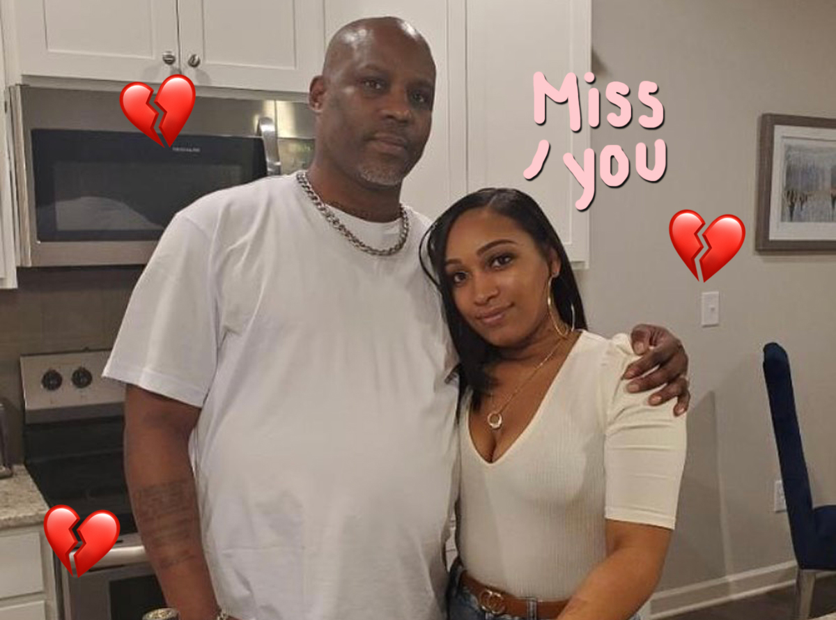DMX's Fiancée Gets Tattoo Tribute As Family Clears Up 'Rumors' Regarding His Passing