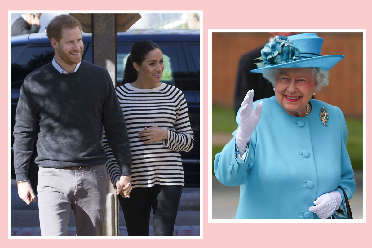 Here's How Prince Harry & Meghan Markle Honored The Queen's Birthday Amid Drama…