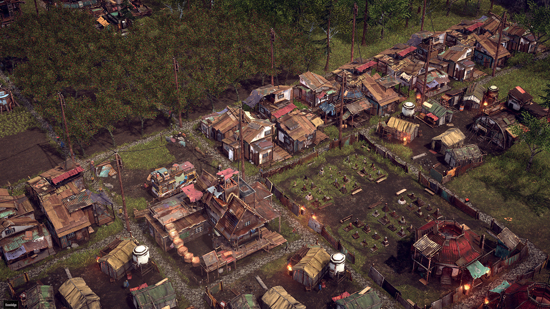 Endzone: A World Apart is a post-apocalyptic citybuilder out, uh, last month