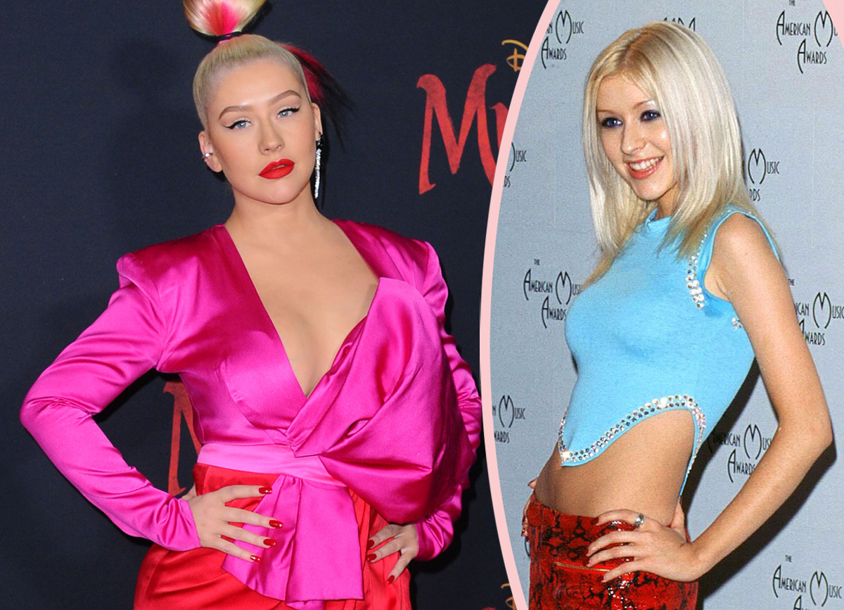 Christina Aguilera 'Hated Being Super Skinny' -- More From New Health Interview HERE