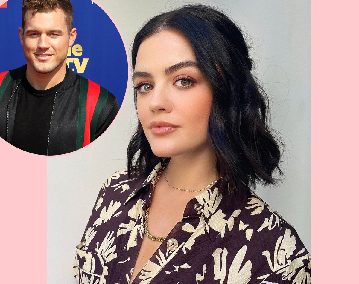 Lucy Hale Reacts To Colton Underwood Coming Out Just 9 Months After Their Rumored Romance!