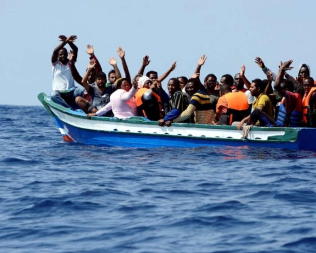 A shipwreck of migrants fleeing the war in Yemen left 42 dead in Djibouti: 16 were children.