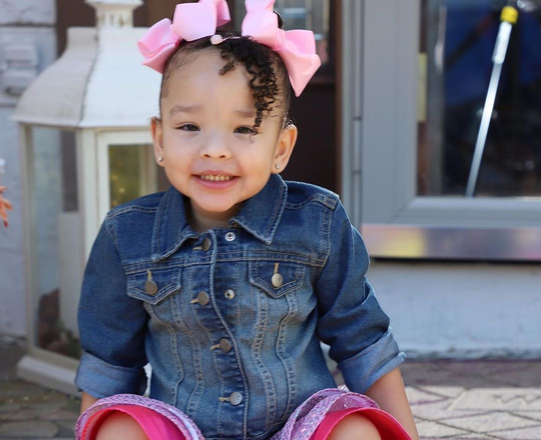 Tiny Harris Shares The Most Adorable Video Featuring Heiress Harris