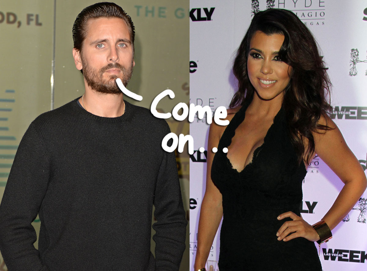 Scott Disick Goes For It: Declares Love For Kourtney Kardashian & Talks Marriage In Latest KUWTK Teaser!