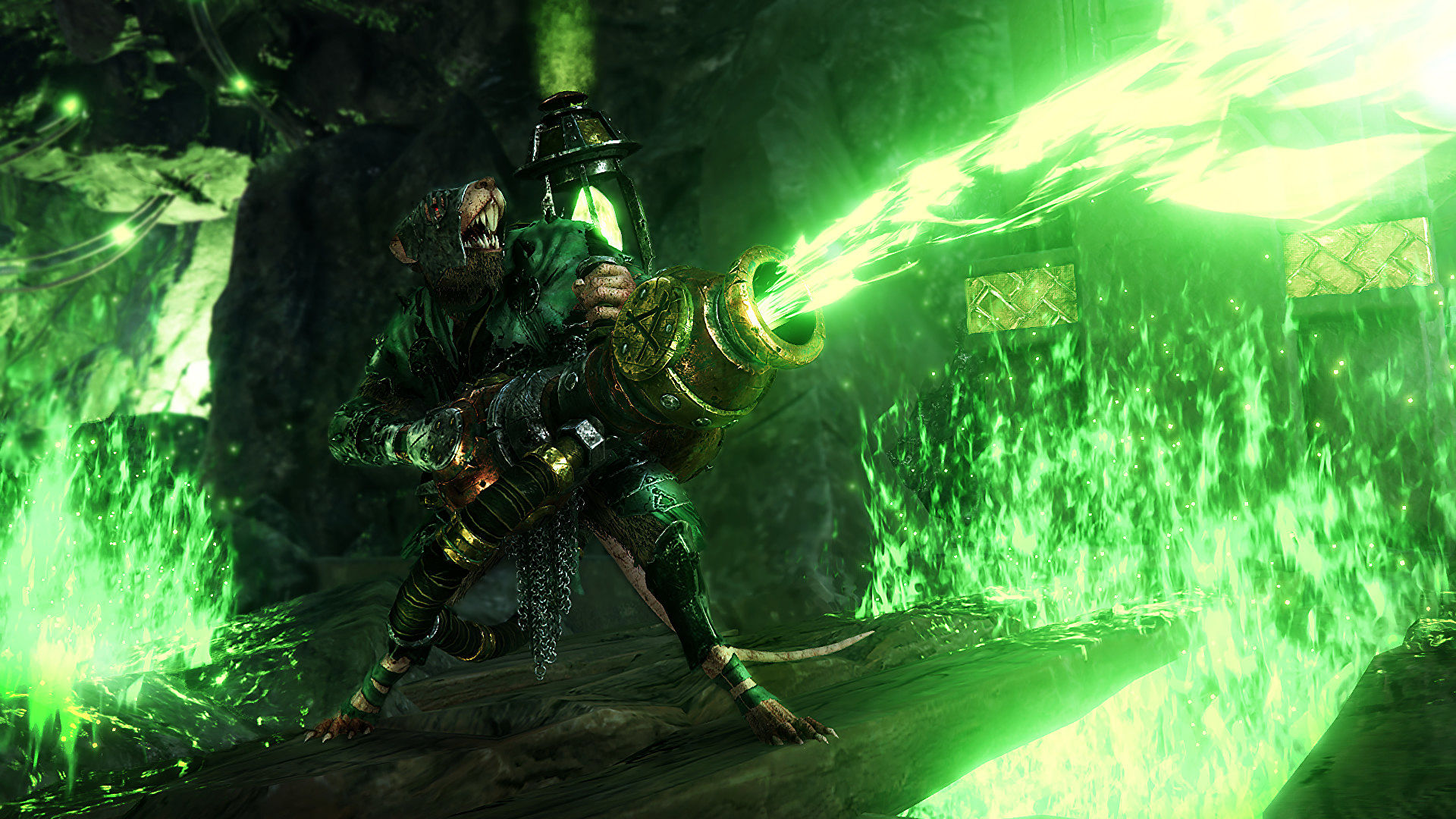 Vermintide 2's next free update adds a roguelike mode