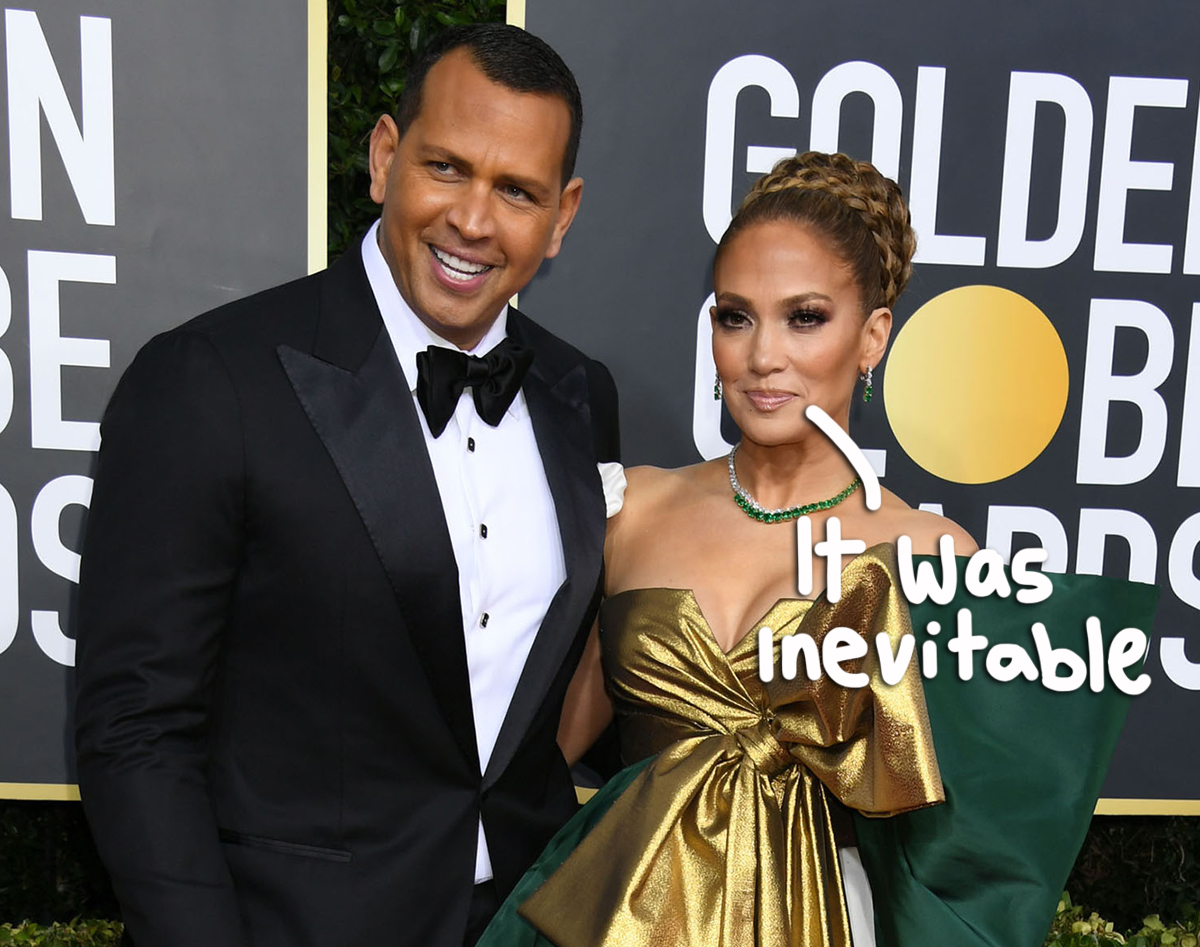 Jennifer Lopez Ended Her Engagement Because She Couldn't Fully 'Trust' Alex Rodriguez After Cheating Rumors