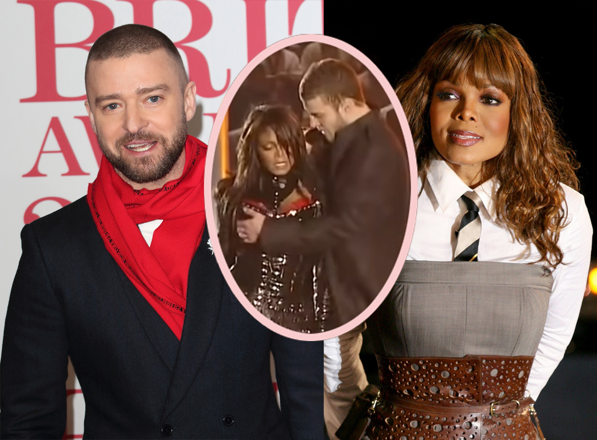 Justin Timberlake's Manager Tells Janet Jackson She Needs To Forgive & Forget — Really, Dude?!