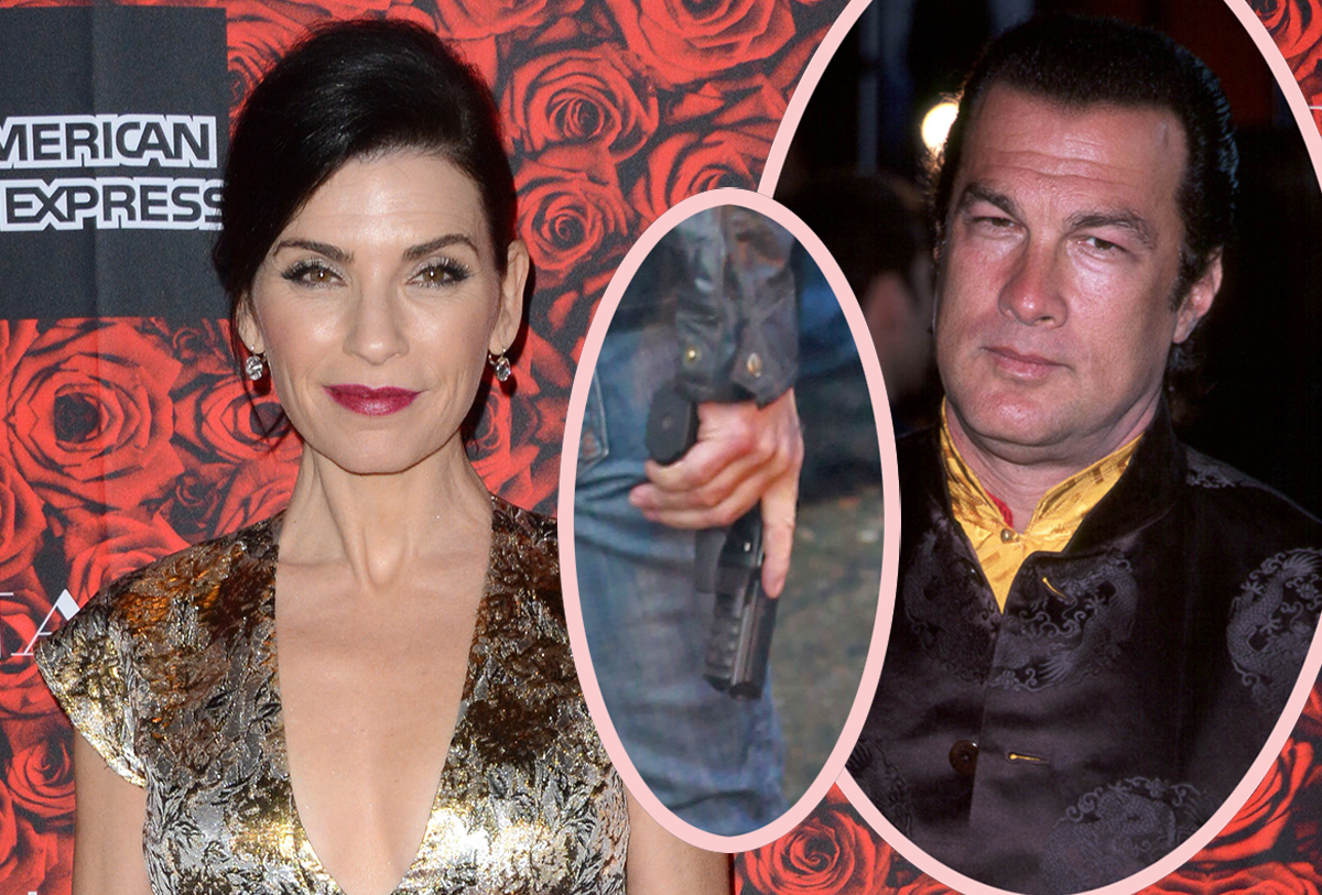 Julianna Margulies May Have Just Told The Scariest Casting Couch Story Ever