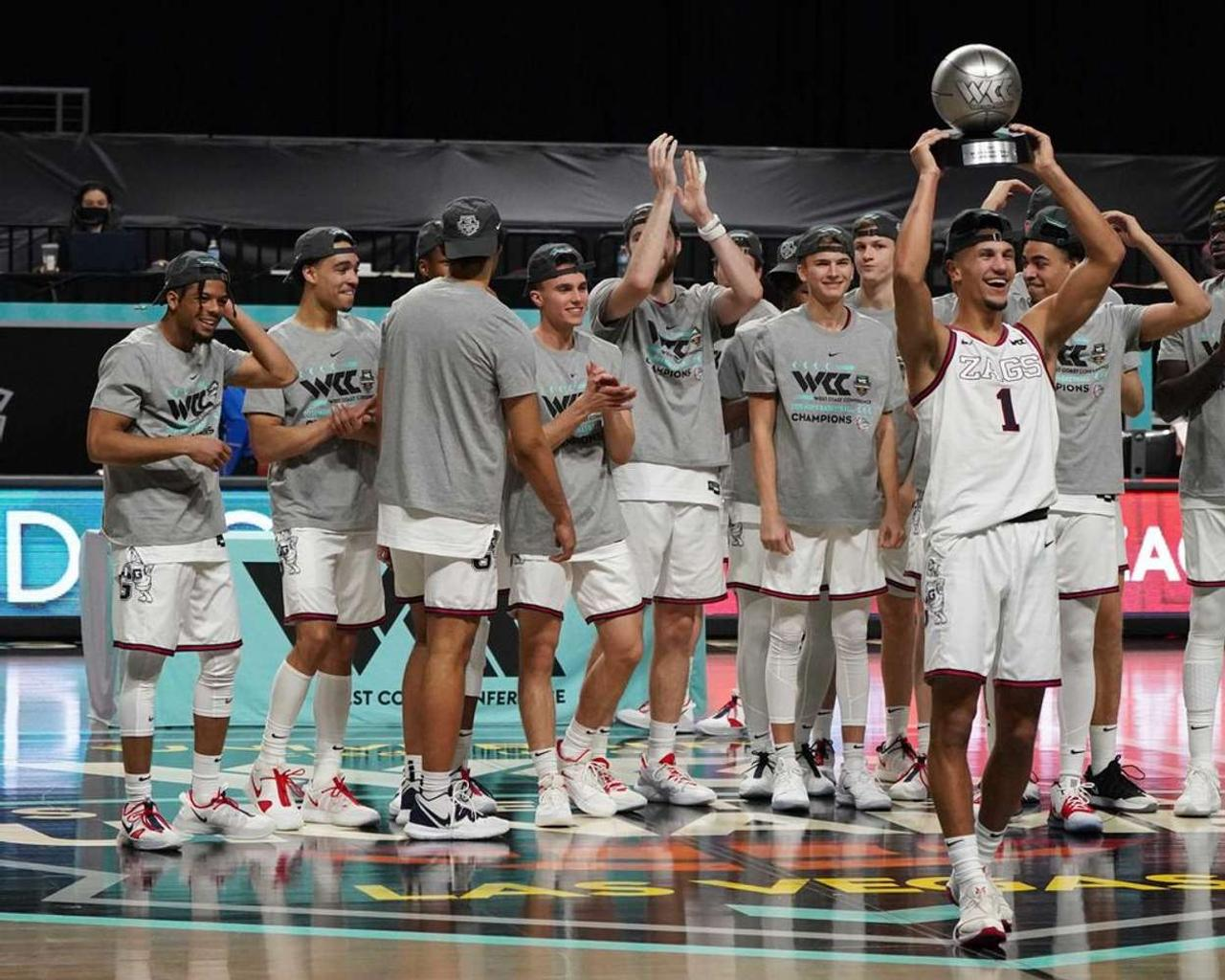 Gonzaga learns the harsh reality of the NCAA tournament: there can be only one champion.