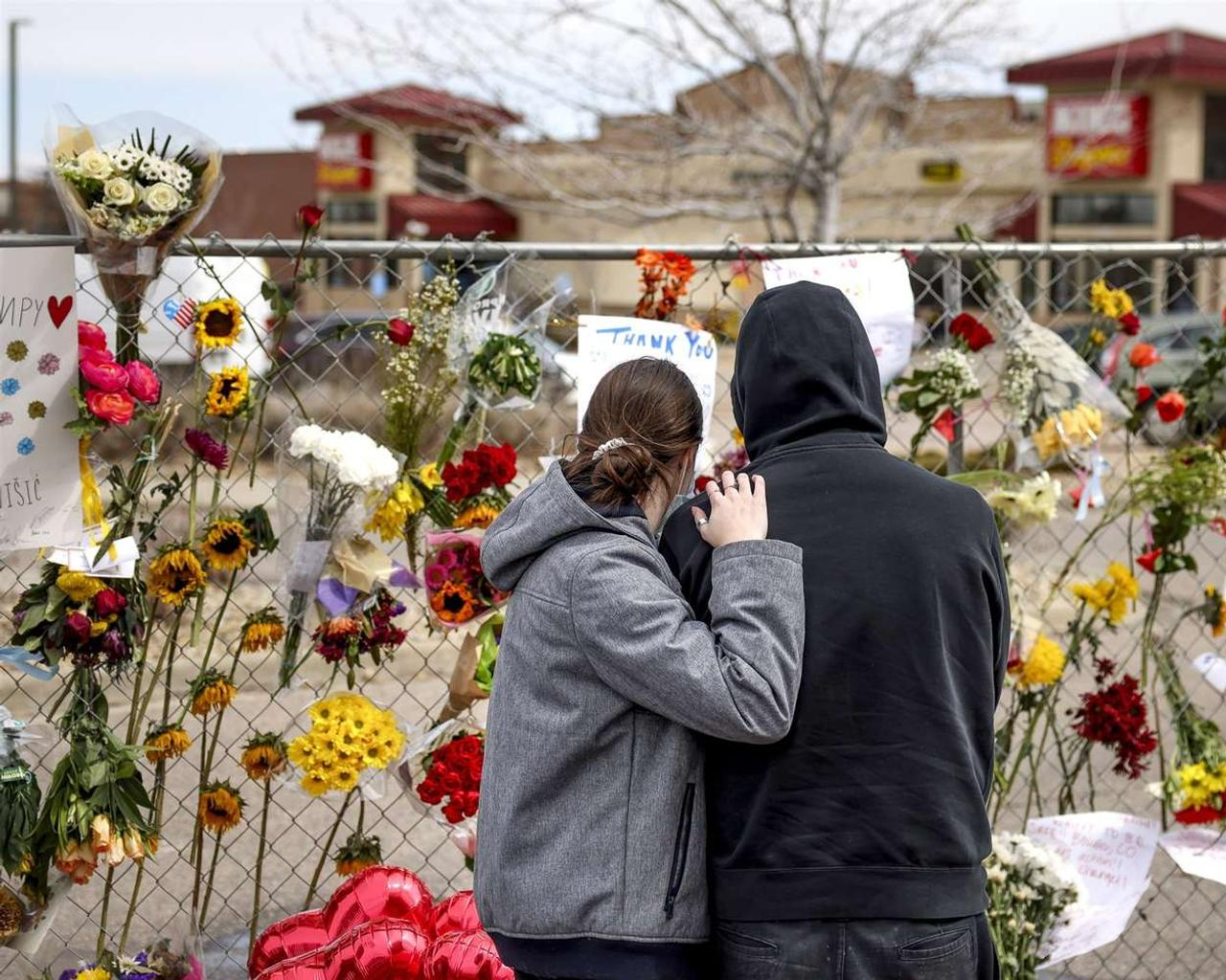 Mass shootings in the United States in 2021 in a public place