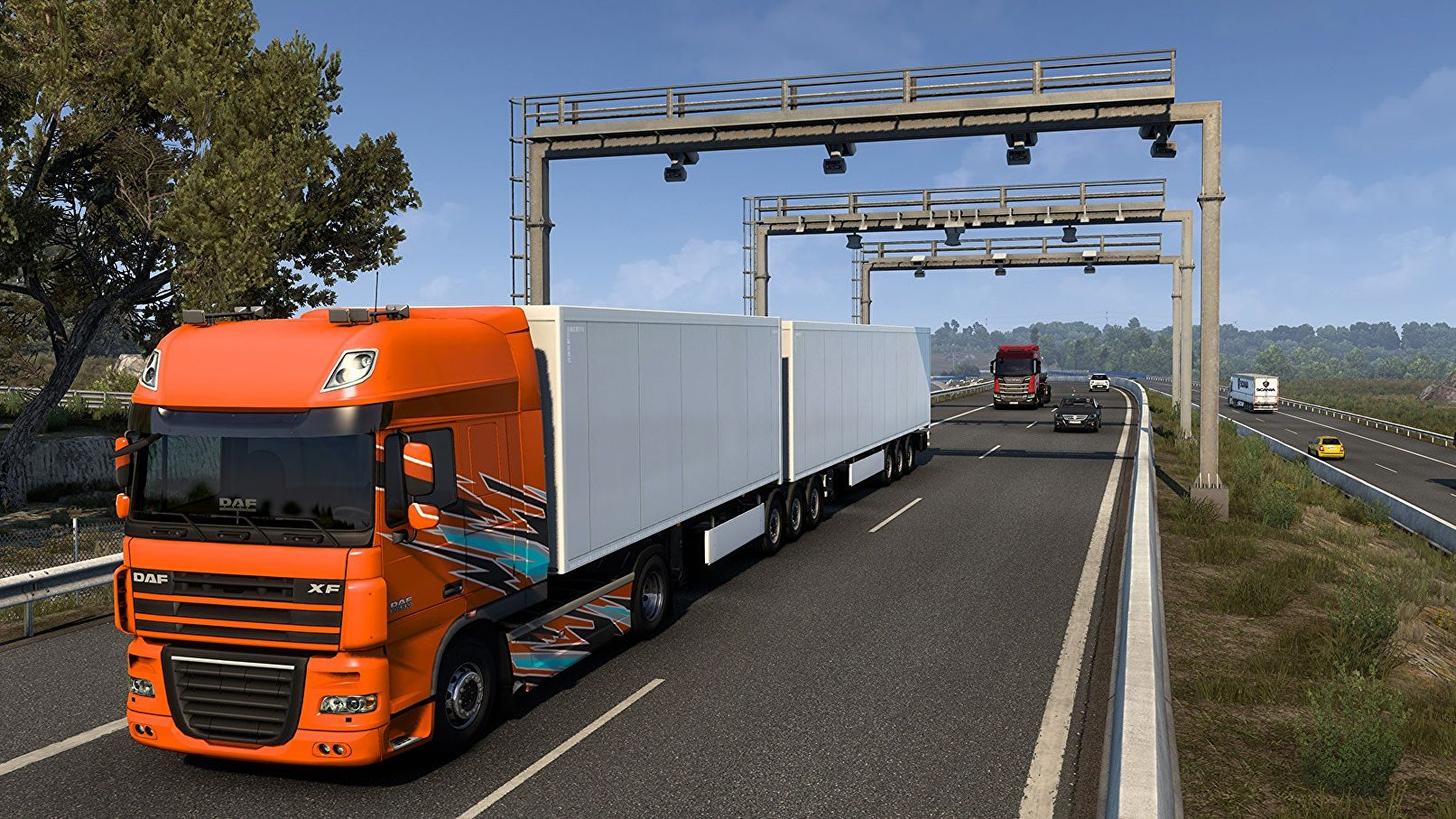 Euro Truck Simulator 2's Iberian DLC is out now